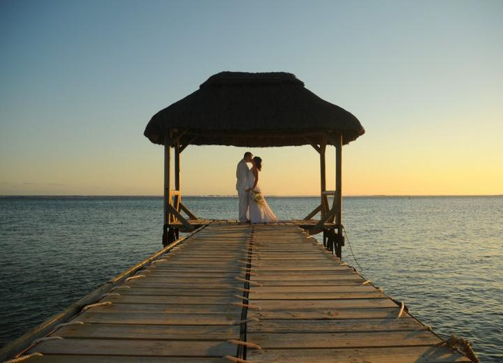Exotická svadba