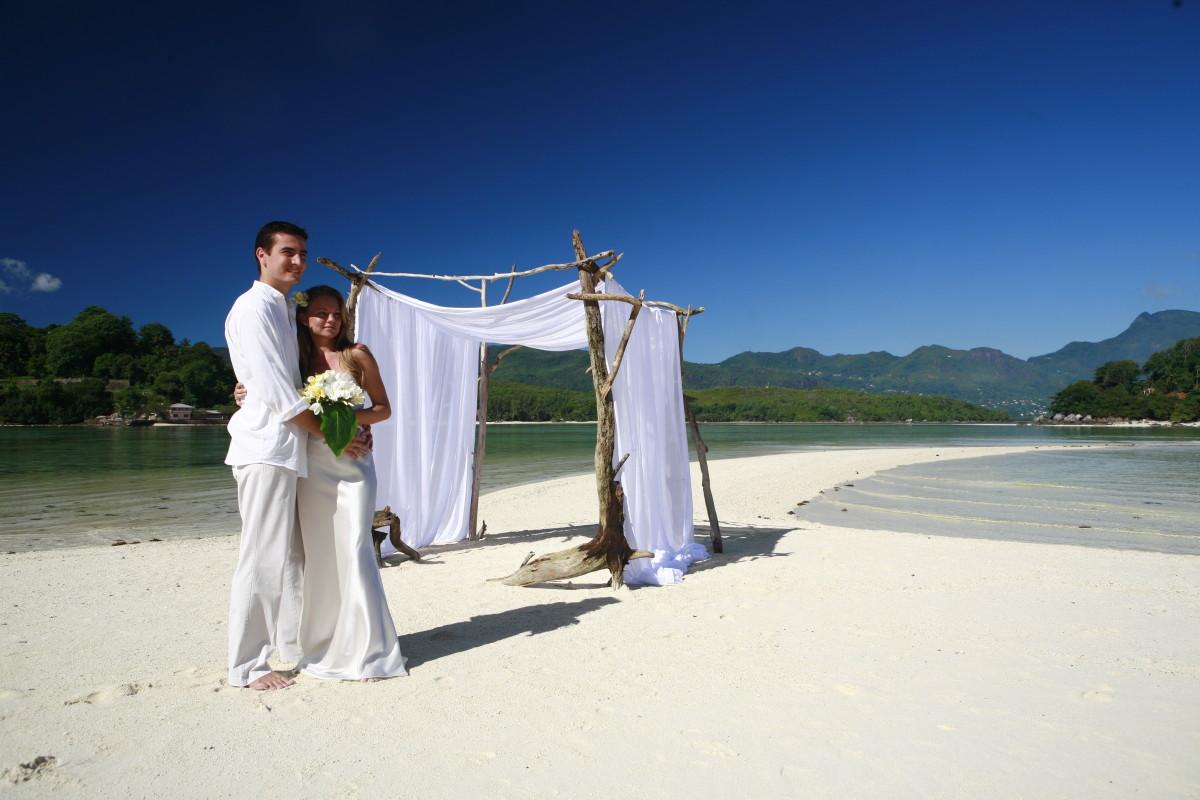 Exotická svadba 2